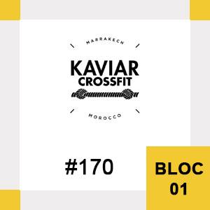 Kaviar Crossfit Sidi-Ghanem Marrakech