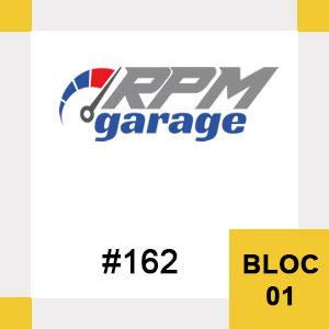 RPM Garage Sidi-Ghanem Marrakech