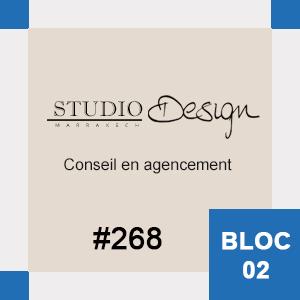 Studio Design Sidi-Ghanem Marrakech
