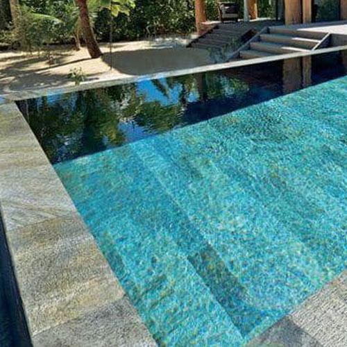 Itrane Marbre piscine Sidi-Ghanem Marrakech