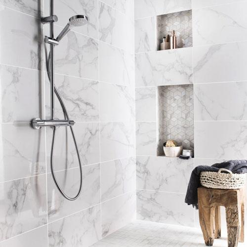Itrane Marbre salle de bain Sidi-Ghanem Marrakech