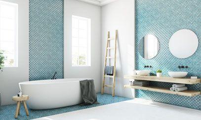 Aménagement salle de bain Kech Design Sidi-Ghanem Marrakech