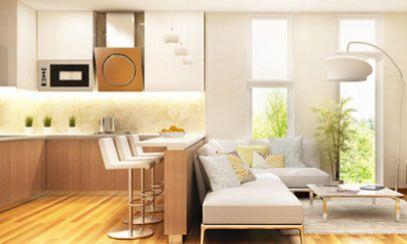 Aménagement salle à manger Kech Design Sidi-Ghanem Marrakech