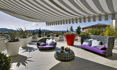 Aménagement terrasse Kech Design Sidi-Ghanem Marrakech