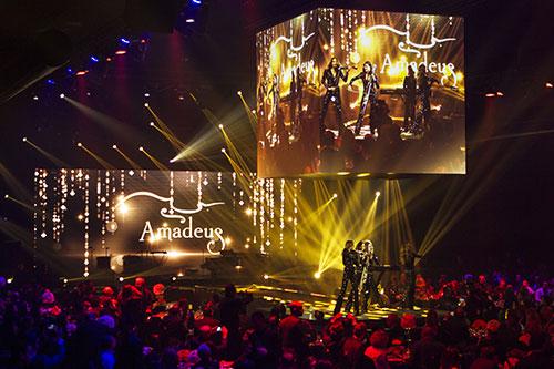 KS Event Sidi-Ghanem Marrakech concert