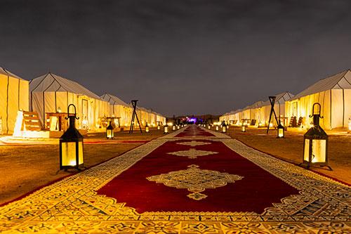 KS Event Sidi-Ghanem Marrakech desert