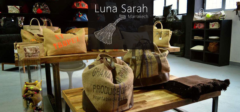 Luna Sarah Sidi-Ghanem Marrakech