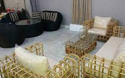 mobilier Teak House Sidi-Ghanem Marrakech